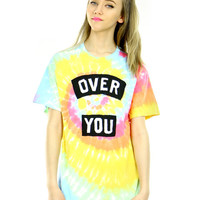 OVER YOU TEE