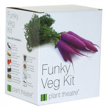Funky Veg Kit from Garden & Home | Made By Plant Theatre | £14.99 | BOUF