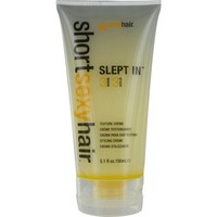 Syle Sexy Hair Slept In Styling Creme, 5.1 Ounce