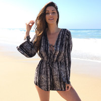 For The Thrill Romper