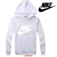 Nike Women Men Casual Long Sleeve Top Sweater Hoodie Pullover Sweatshirt-1