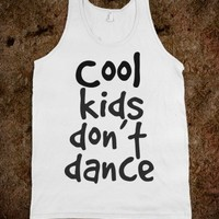 cool kids don't dance - Words Words Words