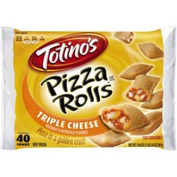 Totino's® Triple Cheese Pizza Rolls® 19.8 oz. Bag - Walmart.com