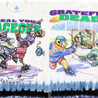 Steal Your Face Off Grateful Dead Tie-Dye T-Shirt