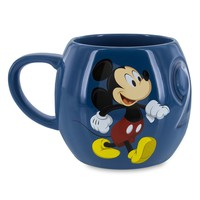 Disney Parks Walt Disney World Mickey 2019 Ceramic Coffee Mug New
