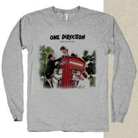 take me home one direction 1D t-shirt long sleeves happy feed