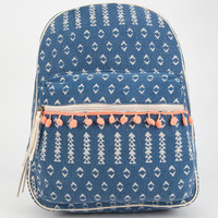 Dome Backpack Blue Combo One Size For Women 25651124901