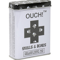 Skull And Crossbones Bandages