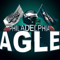 Philadelphia Eagles Throwback Vintage Flag 3x5 FT 150X90CM NFL Banner 100D Polyester flag Custom grommets,2017 without flagpole