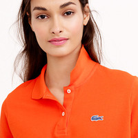 LACOSTE® FOR J.CREW CLASSIC FIT POLO SHIRT