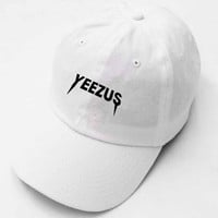 Yeezus Hat - White