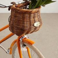 Riverknoll Bike Basket by Anthropologie Brown One Size House & Home