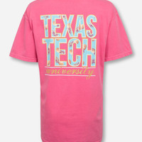 Texas Tech in Pineapple Stack on Crunchberry T-Shirt