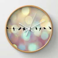 Stars of the Show Wall Clock by SSC Photography