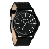 Nixon The Sentry Leather Watch - Men's at CCS