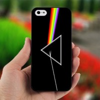 Pink Floyd Dark Side of the Moon - Design for iPhone 5 Black Case