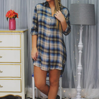 Flint Hills Flannel Dress