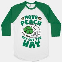 Move Peach Get Out The Way