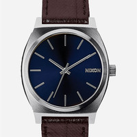 Nixon Time Teller Watch Blue Combo One Size For Men 26412224901