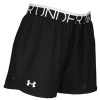 Under Armour Heatgear Play Up Shorts - Women's