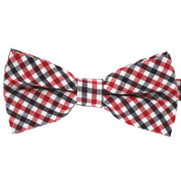 Tok Tok Designs Pre-Tied Bow Tie for Men & Teenagers (B133, 100% Cotton)