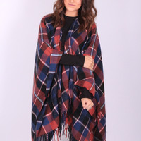 Plaid About It Throw