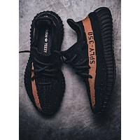 Adidas Yeezy 350 V2 Boost Women Men Casual Shoes Running Sport Shoes Sneakers -