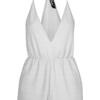 **Dustin Playsuit by Motel - Topshop