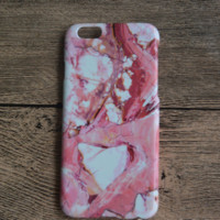 Luxury Marble Stone iPhone 7 7 Plus & iPhone 6 6s Plus & iPhone 5s se Case Personal Tailor Cover + Gift Box-483