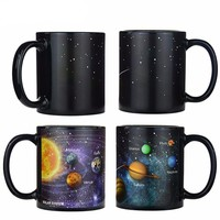 The Solar System Changing Mug 385ML