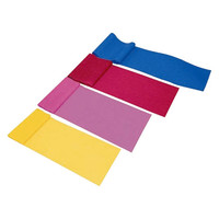 J Fit Resistance Exercise Band (Set of 4)