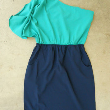 Billowing Jade Party Dress [2797] - $36.00 : Vintage Inspired Clothing & Affordable Fall Frocks, deloom   Modern. Vintage. Crafted.