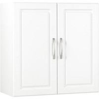 "Walmart: SystemBuild 24"" Wall Cabinet, White  7366401PCOM"