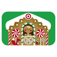 Gingerbread House Gift Card