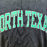 Vintage North Texas Tourist Holiday T-Shirt Large