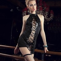 On Sale Hot Deal Cute Uniform Club Costume Sexy Exotic Lingerie [6596134019]
