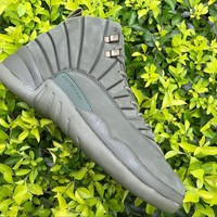 "Air Jordan 12 Retro PSNY Milan ""Olive"" AJ12 Sneakers - Best Deal Online"