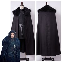 Game of Thrones Jon Snow Night's Watch Outfit