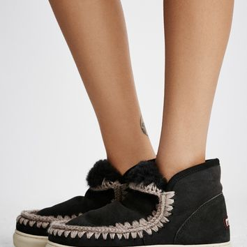 Free People MOU Clear Skies Ankle Boot