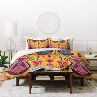 Arcturus Cloud Tie Sunshine Duvet Cover