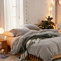 Cassia Embroidered Duvet Cover | Urban Outfitters
