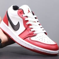NIKE Jordan Woman Men Fashion Old Skool Sneakers Sport Shoes