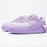 Nike Air Force 1 Low Macaron low-top versatile casual sports shoes