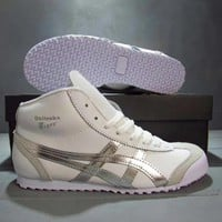 Asics Casual Shoes Sport High help Flats  Shoes  Sneakers