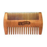 Col. Conk - Pocket Sized Dual Sided Beard Comb