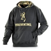 Browning Embroidered Hoodie