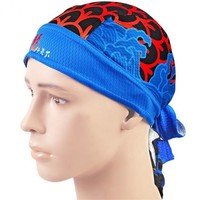 CKAHSBI 14 Colors Bike Bicycle Hats Bandana Scarf SportS Headwear Anti-sweat Male Balaclava Headwear Men Riding Cycling Caps BMX