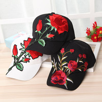 Korean Cap Summer Outdoors Stylish Print Baseball Cap [11626501007]