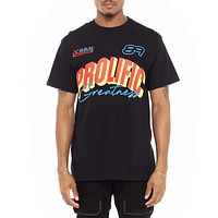 Prolific T Shirt Black