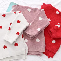 Crazy for you cozy sweater